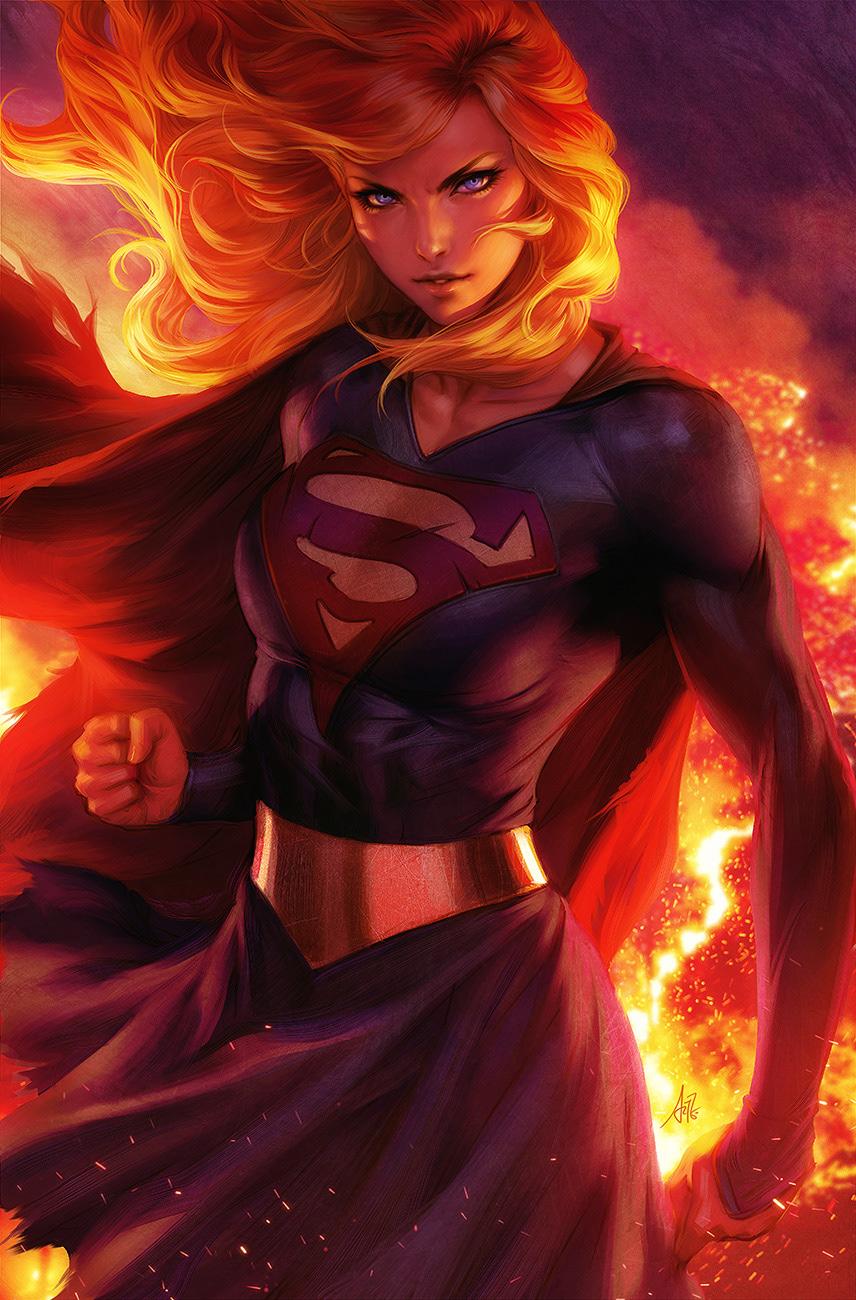 Dark Nights Death Metal Vol 1 3 Textless Supergirl Variant.jpg