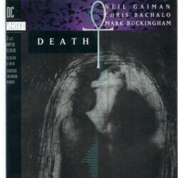 Death: The High Cost of Living Vol 1 3