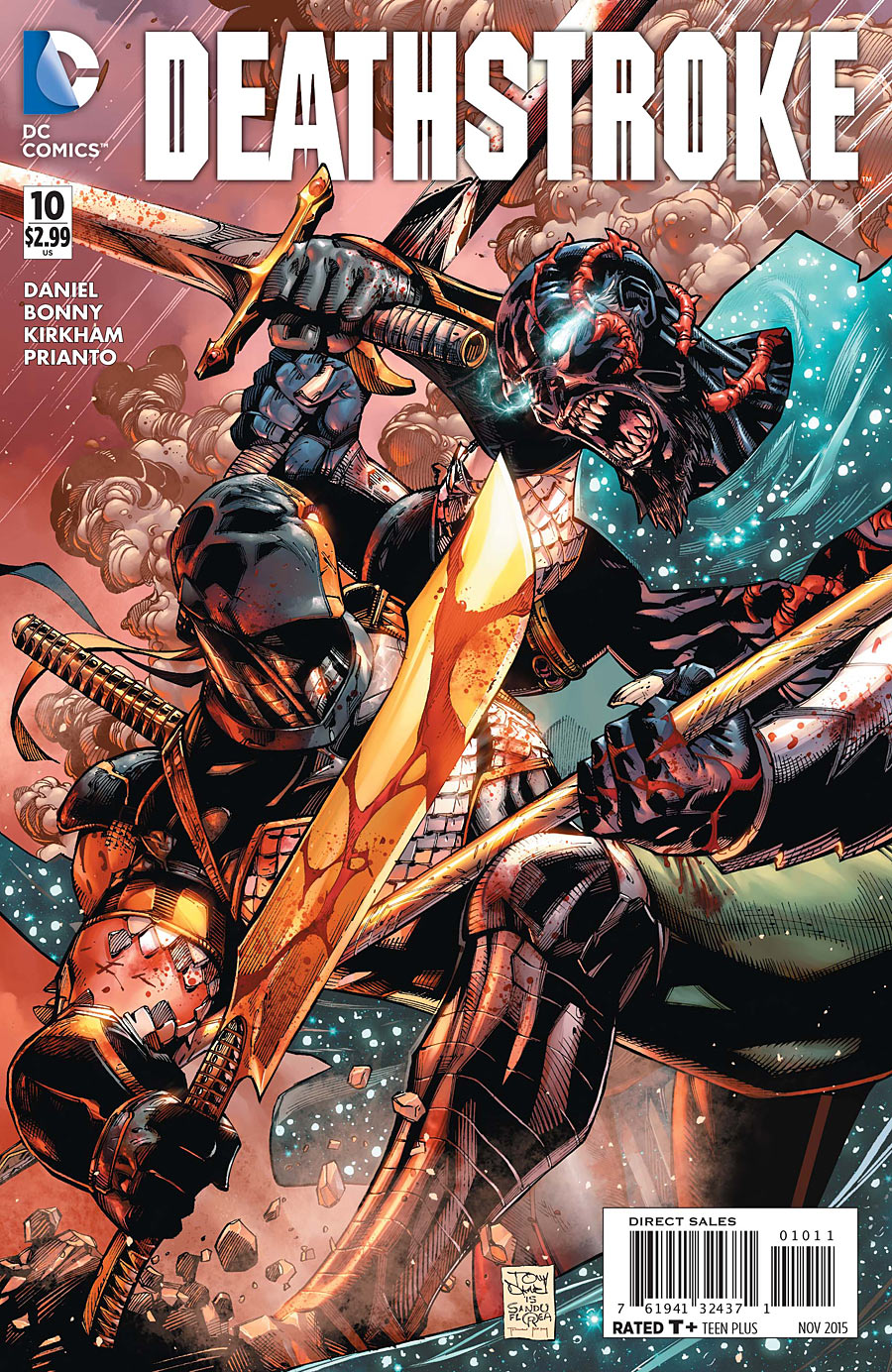 Deathstroke Vol 3 10