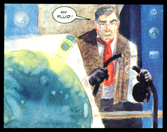 Doctor Seltsam (Castle of the Bat)