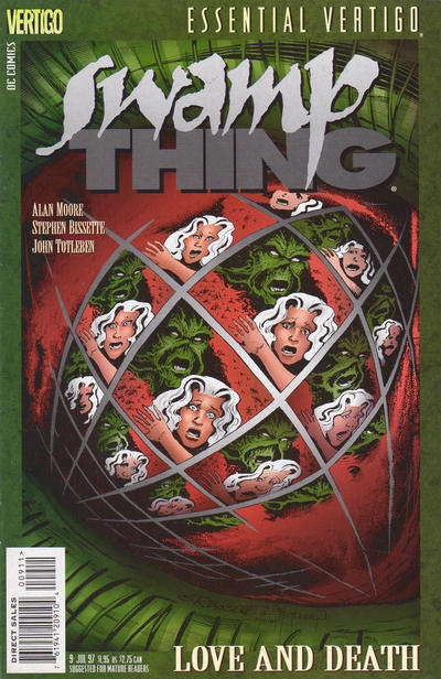 Essential Vertigo: Swamp Thing Vol 1 9