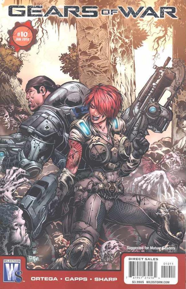 Gears of War Vol 1 10