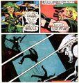 Green Arrow first kill