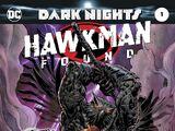 Hawkman: Found Vol 1 1