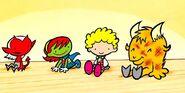 Little Tiny Titans 0001