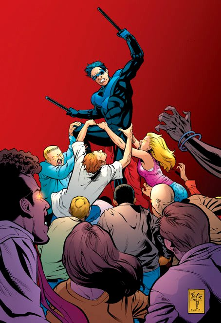 Nightwing Vol 2 131