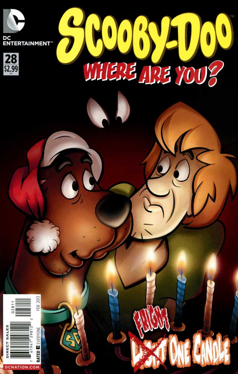 Scooby-Doo, Where Are You? Vol 1 28