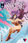 Sensational Wonder Woman Vol 1 4