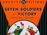 The Seven Soldiers of Victory Archives Vol. 1 (Collected)