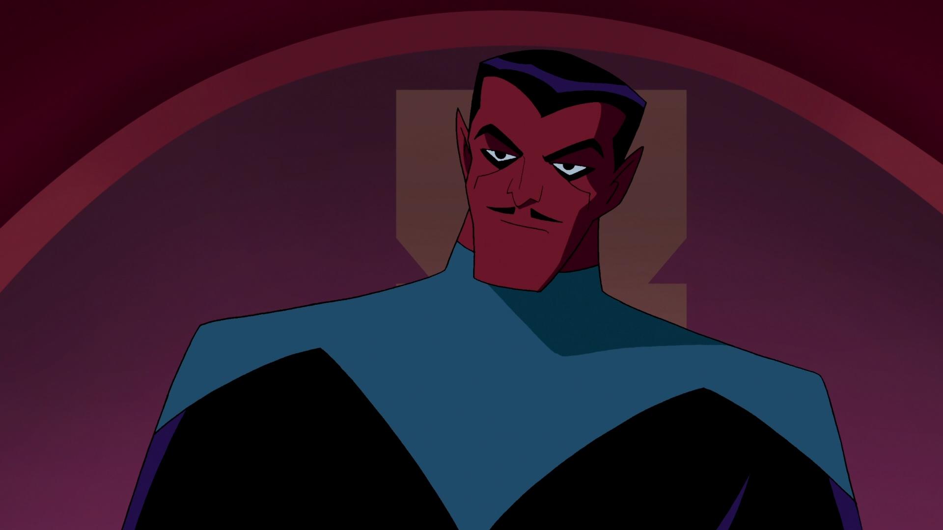 Sinestro (DCAU)