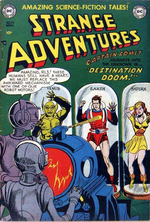 Strange Adventures Vol 1 14