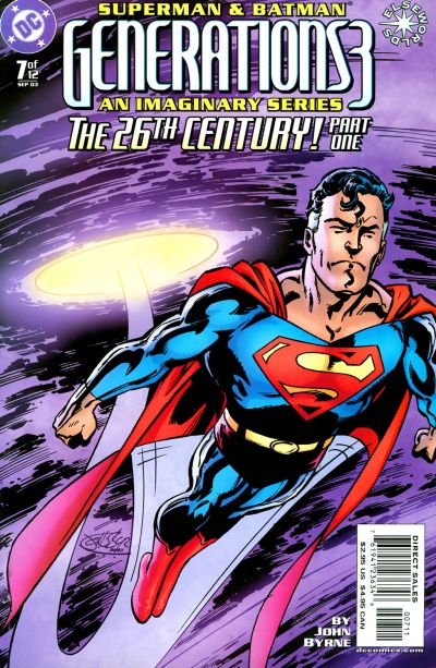 Superman & Batman: Generations III Vol 1 7