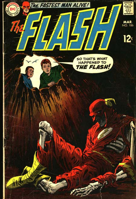 The Flash Vol 1 186