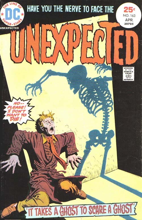 The Unexpected Vol 1 163