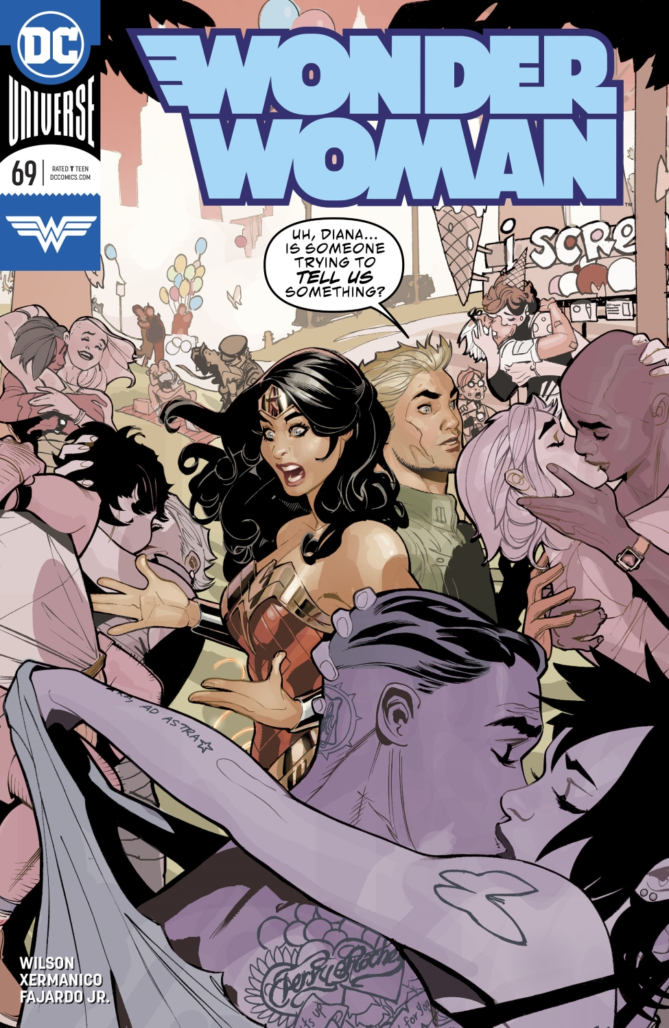 Wonder Woman Vol 5 69