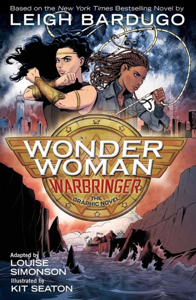 Wonder Woman: Warbringer (graphic novel)