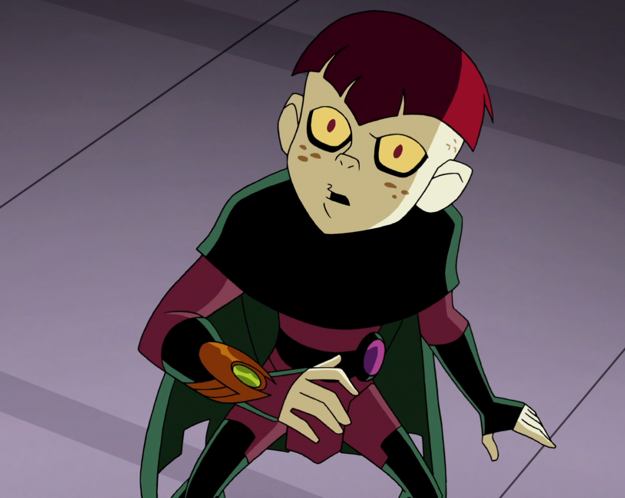 Zyx (Legion of Super-Heroes TV Series)