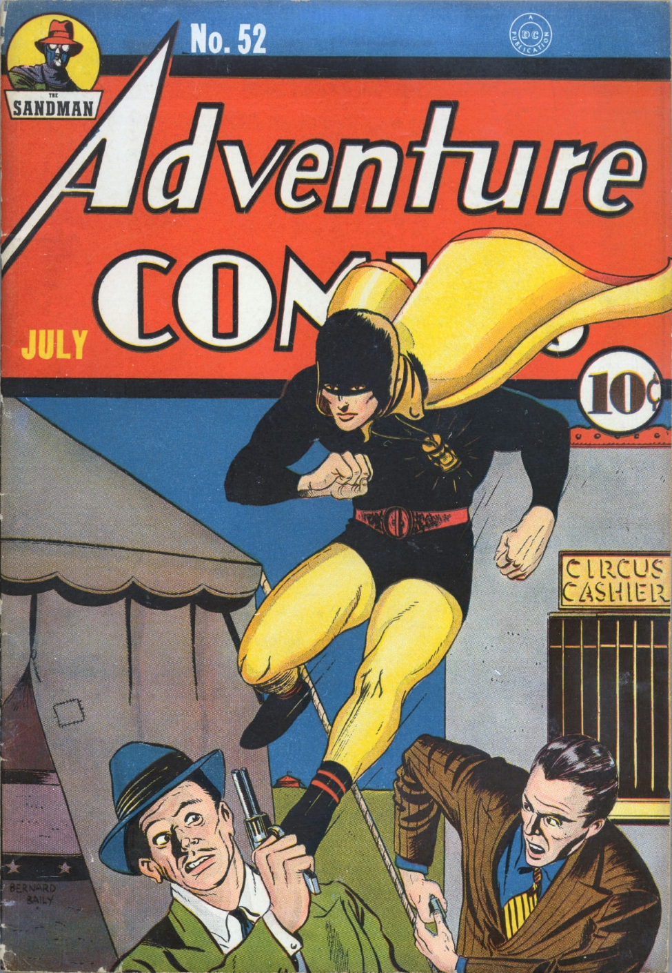 Adventure Comics Vol 1 52