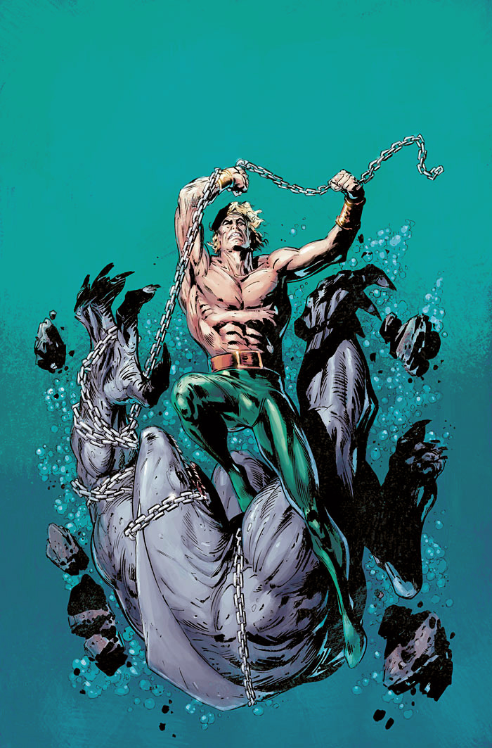 Aquaman: Sword of Atlantis Vol 1 46