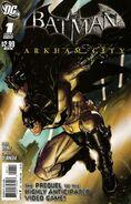 Batman Arkham City Vol 1 1