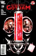 Batman Streets of Gotham Vol 1 20