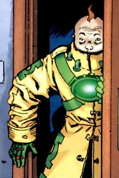 Big Atomic Lantern Boy (New Earth)