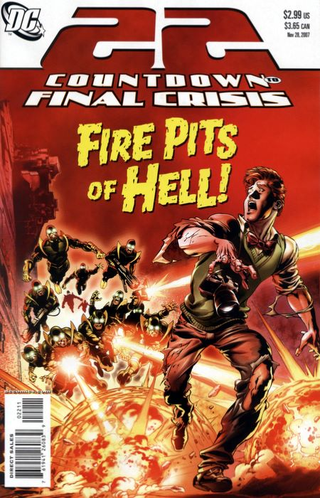 Countdown to Final Crisis Vol 1 22