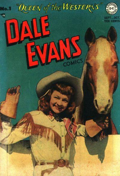 Dale Evans Comics Vol 1
