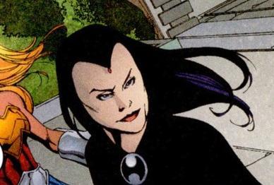Raven (Titans Tomorrow)