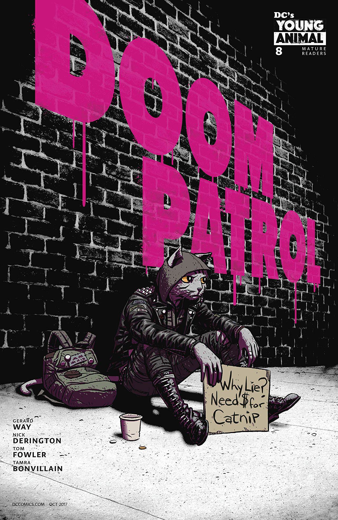 Doom Patrol Vol 6 8