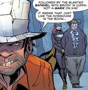 Dormouse Bruce Wayne 0001