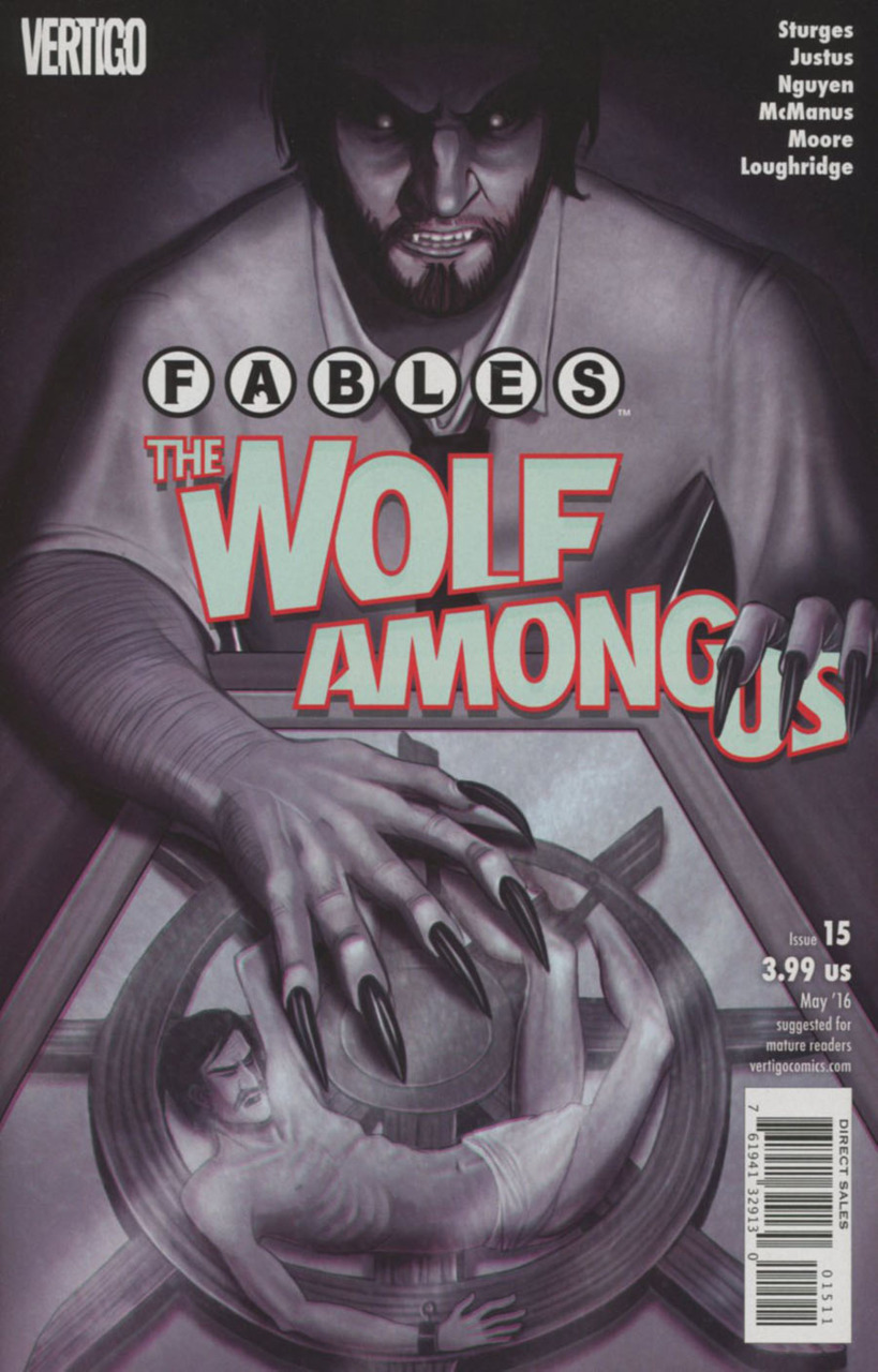 Fables: The Wolf Among Us Vol 1 15
