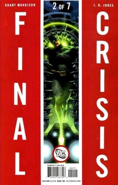 Final Crisis Vol 1 2