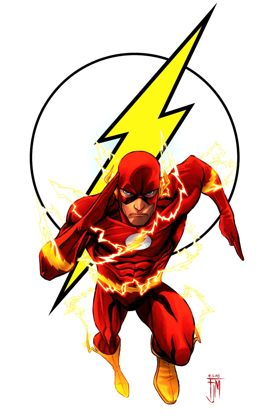 Barry Allen (New Earth)