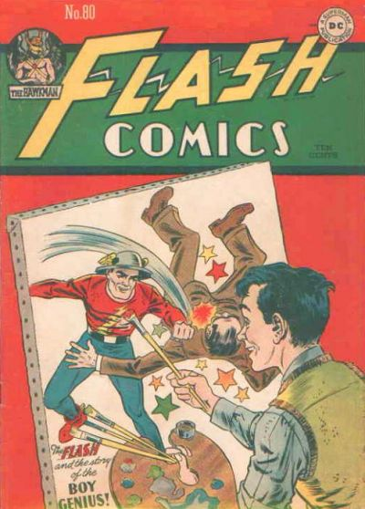 Flash Comics Vol 1 80