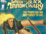 Green Arrow and Black Canary Vol 1 1
