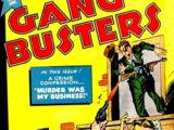 Gang Busters Vol 1 1