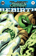Hal Jordan and the Green Lantern Corps Rebirth Vol 1 1