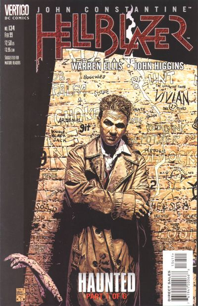 Hellblazer Vol 1 134