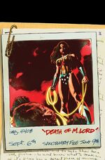 Killed by Wonder Woman