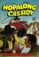 Hopalong Cassidy Vol 1 22