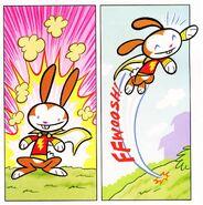 Hoppy Tiny Titans 001