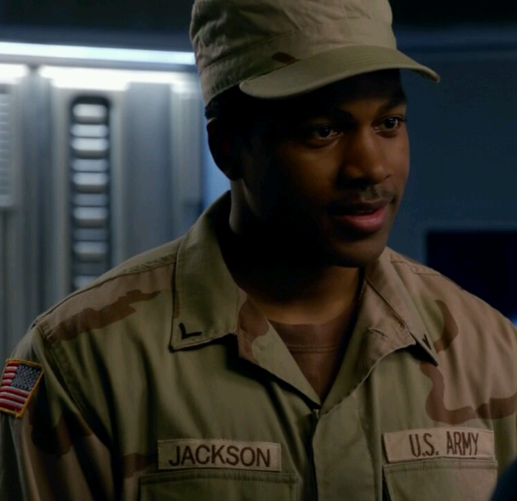 James Jackson (Arrowverse)