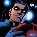 Jason Todd is Red Hood