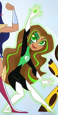 Jessica Cruz (DC Super Hero Girls TV Series)