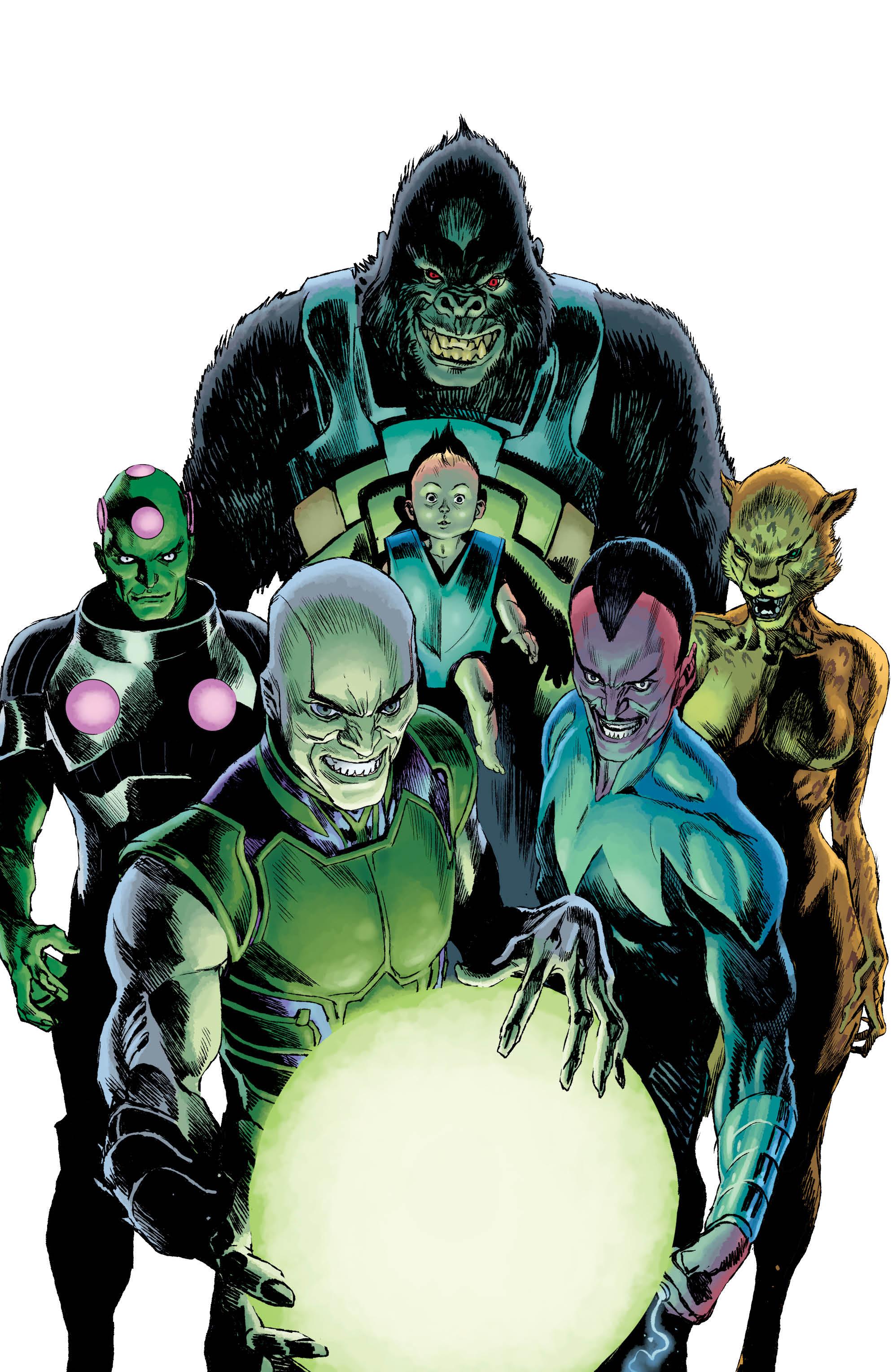Legion of Doom (Prime Earth)