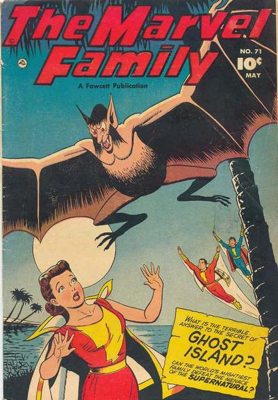 Marvel Family Vol 1 71