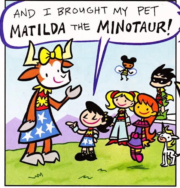 Matilda (Tiny Titans)