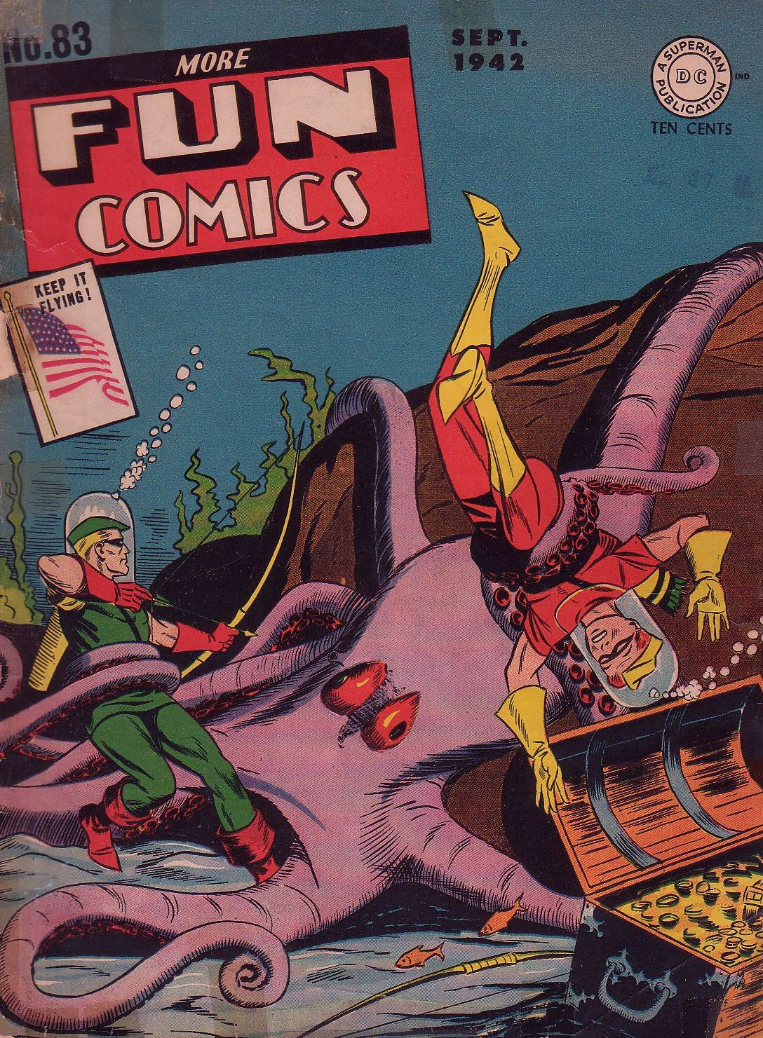 More Fun Comics Vol 1 83