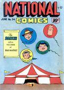National Comics Vol 1 54